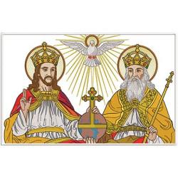 HOLY TRINITY 38 CM