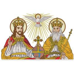 HOLY TRINIT 36 CM
