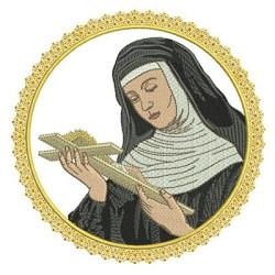 MEDAL OF ST RITA OF CASCIA