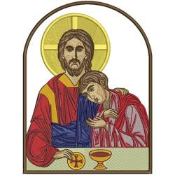 JESUS BIZANTINE 24 CM