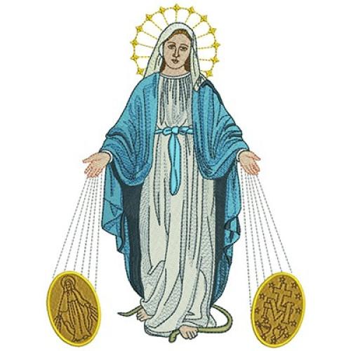 Nossa Senhora Das Gracas Medalhas