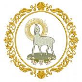 MEDALHA CORDEIRO