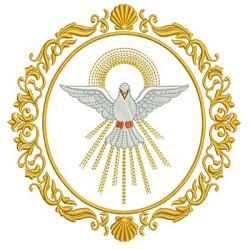 DIVINE MEDAL SPIRIT HOLY