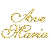AVE MARIA 15 CM