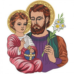 SAINT JOSEPH 36 CM