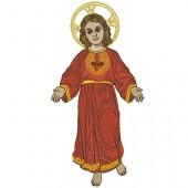 MENINO JESUS 28 CM