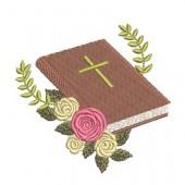 BÍBLIA COM FLORES 1