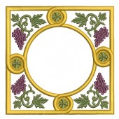 MOLDURA EUCARISTIA 3