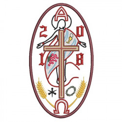 PASCHAL CANDLE 2018