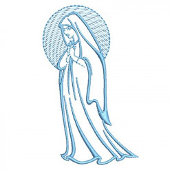 VIRGIN MARY 2