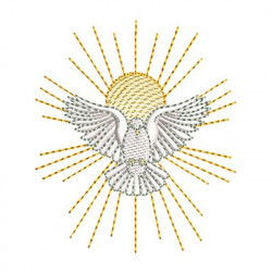 DIVINE SPIRIT HOLY 8 CM