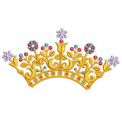 LARGE CROWN 3