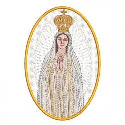 MEDAL OUR LADY OF FATIMA 1