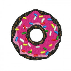 DONUTS PATCH 2