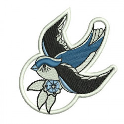 SWALLOW PATCH