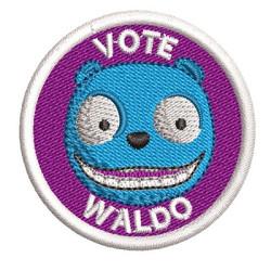 VOTE WALDO