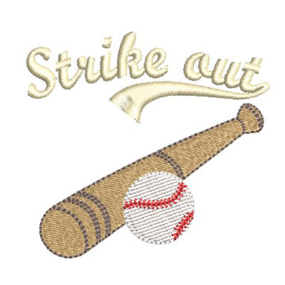 STRIKE OUT PEQUENO