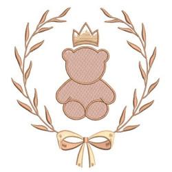 SILHOUETTE BEAR IN FRAME 2