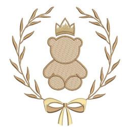 SILHOUETTE BEAR IN FRAME 3