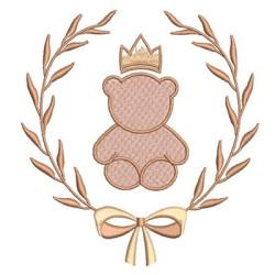 SILHOUETTE BEAR IN FRAME 4
