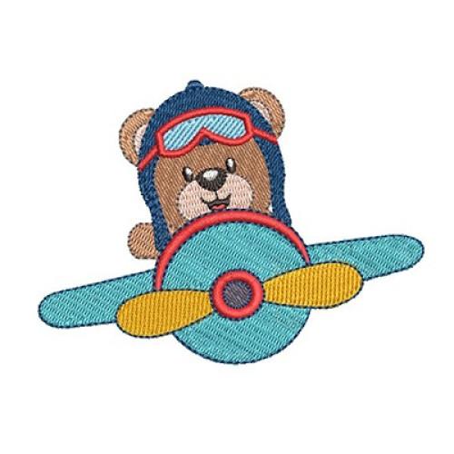 Urso Aviador 4
