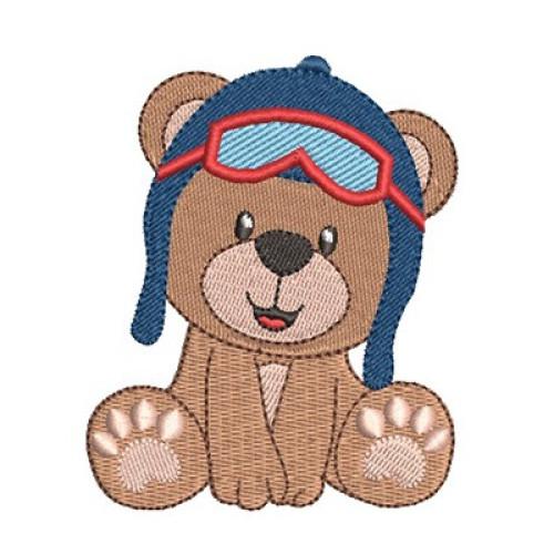 Urso Aviador 5