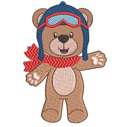 Urso Aviador 6