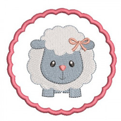 SHEEP ON THE FRAME