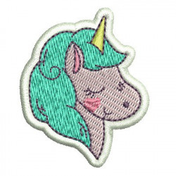 UNICORN CUTE PATCH