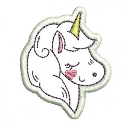 UNICORN CUTE PATCH 2