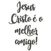 JESUS CRISTO É O MELHOR AMIGO