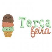 TERÇA-FEIRA 3