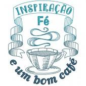 INSPIRAÇÃO FÉ E UM BOM CAFÉ