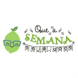 QUE A SEMANA SEJA DOCE 2