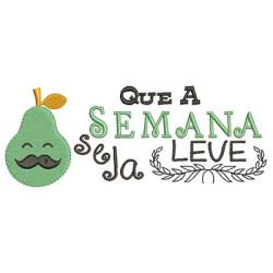 QUE A SEMANA SEJA LEVE 2