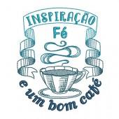 INSPIRAÇÃO FÉ E UM BOM CAFÉ 2