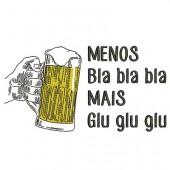 MENOS BLA BLA BLA