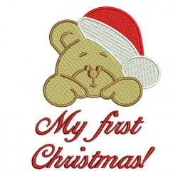 MY FIRST CHRISTMAS EN