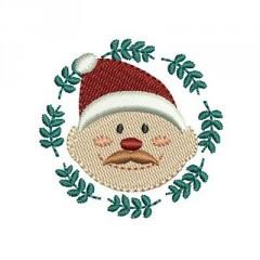 ELF 2 ON CHRISTMAS FRAME