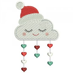 CLOUD RAIN OF LOVE CHRISTMAS 1