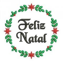 GUIRLANDA DE FELIZ NATAL 4