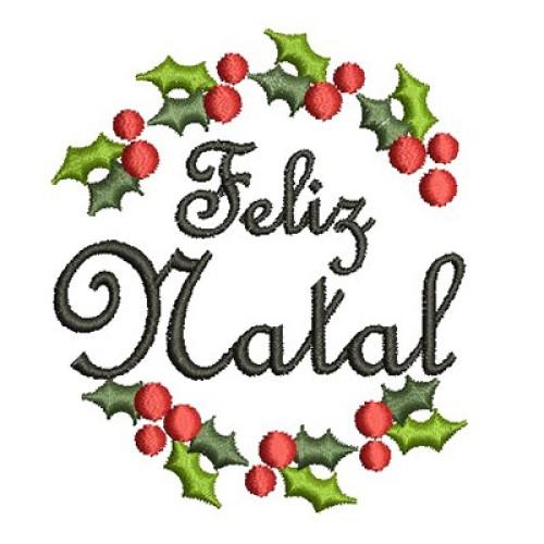 Guirlanda De Feliz Natal 5