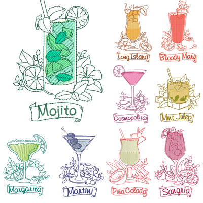 PACOTE DRINKS