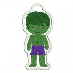 KEY CHAINS HULK