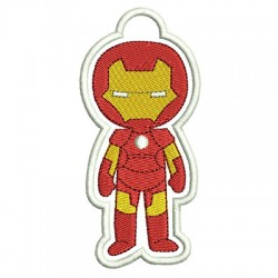 KEY CHAINS IRON MAN