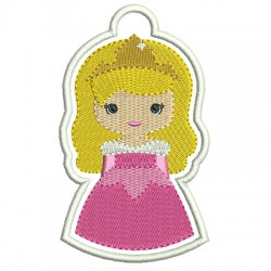 KEY CHAINS SLEEPING BEAUTY