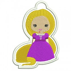 KEY CHAINS RAPUNZEL
