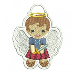 KEY CHAINS ST. MICHAEL THE ARCHANGEL
