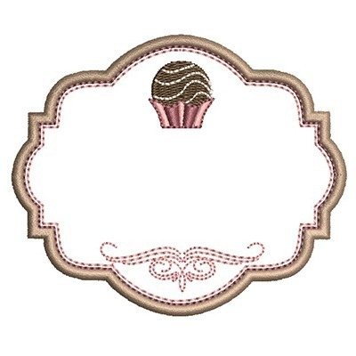 MOLDURA PARA PERSONALIZAR CHOCOLATES