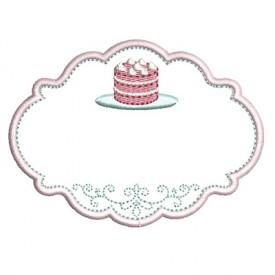 MOLDURA PARA PERSONALIZAR CAKES 2